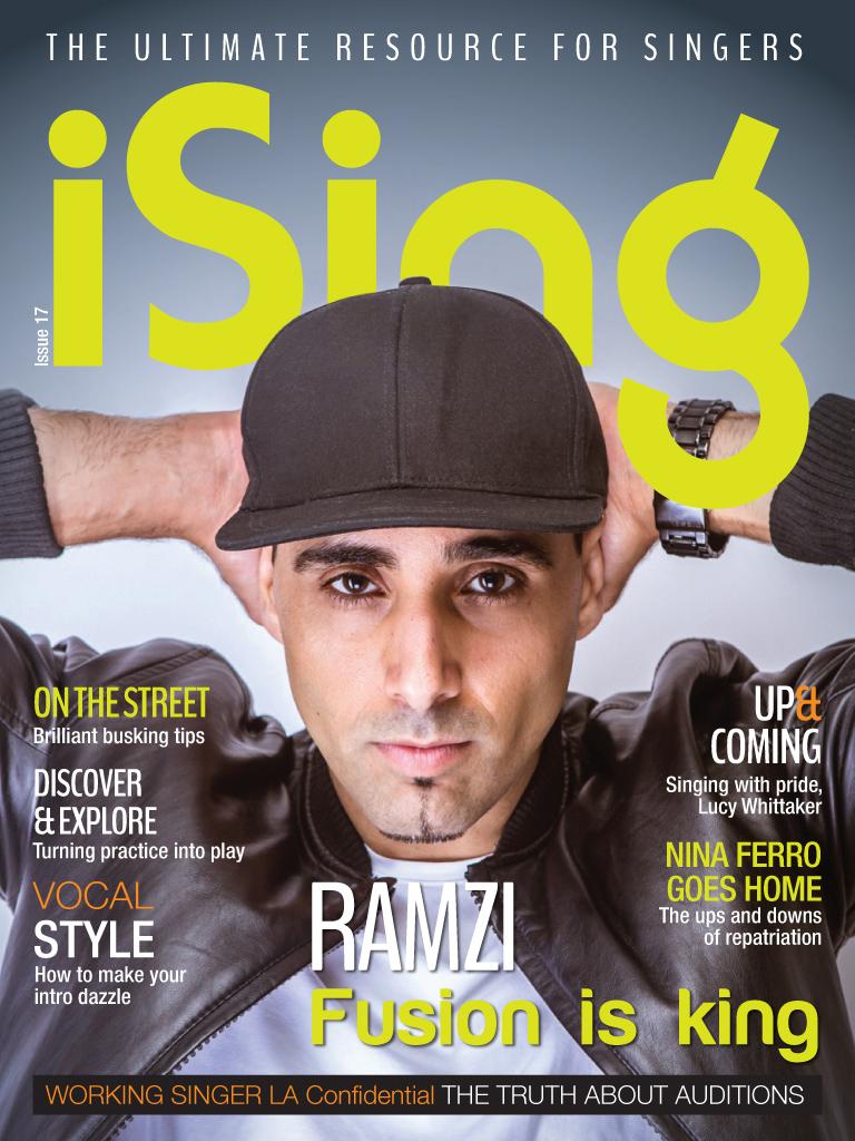 iSing Magazine 2017